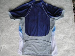 Cannondale New Bike Shirt Climb Jersey Navy Blue XL