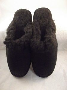 Dawgs Doggers Faux Fur Fleece Lined Clogs Shoes Scuffs Slippers Mens