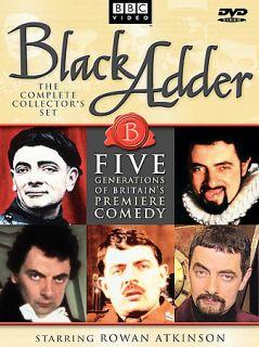 Black Adder The Complete Collectors Set DVD 2006 5 Disc Set