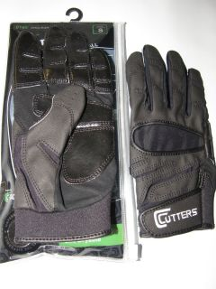 Cutters Endurance 018E Adult Baseball Softball Batting Gloves All
