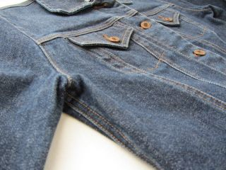 Gap Blue Jeans Denim Jacket Stretch XS Extra Small