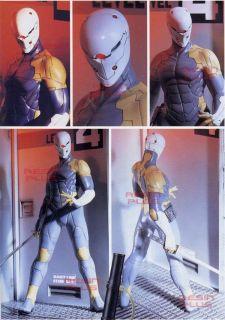 Cyborg Ninja Metal Gear Solid 1 6 Unpainted Model Resin Kit