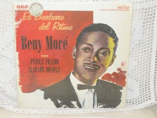 Beny More El Barbaro Del Ritmo w Perez Prado Mono