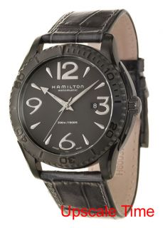 Hamilton Mens American Classic Jazzmaster Seaview Watch H37785685
