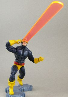 Custom Cyclops Marvel Legends 2012 DC Universe x Men Force Action