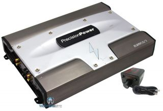 D2000 1 Precision Power 1 CH PPI Amp 2000W Sub Subwoofer Speaker