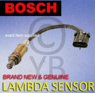 New Bosch Oxygen Lambda Sensor Daewoo Matiz 0 8 98 05