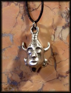 Supernatural Deans Demon Pendant Necklace