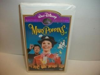 Walt Disney Mary Poppins (VHS, 1997, Clam Shell; Special Edition) Kids