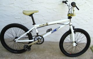 Dave Mirra Bike Co Fivestar 20 BMX Freestyle Bicycle IA3