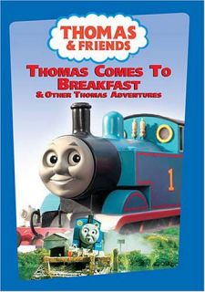 Thomas and Friends Thomas Comes to Breakfast New DVD