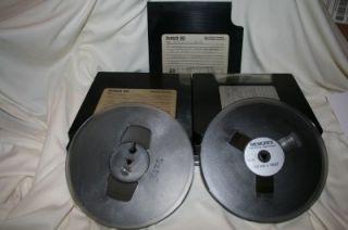 Vintage Reel to Reel Audio Tapes Mystery Lot of 7 Beatles Pink Floyd