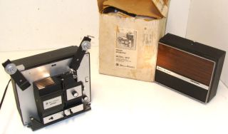 Bell Howell 481Z 481 Dual Super Regular 8mm Film Autoload Movie