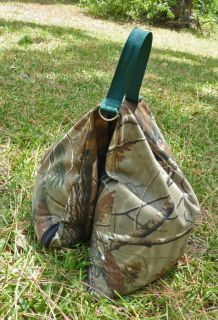 Corn Sack for Deer Feed Alternate Deer Feeder for Deer Hunters