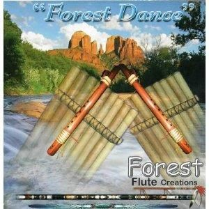 Cent CD Forest Dance Forest Flute Creations New Age Native