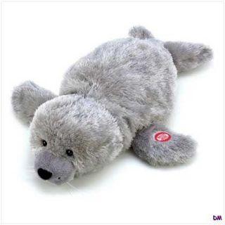 singing dancing seal of love plush stuffed animal