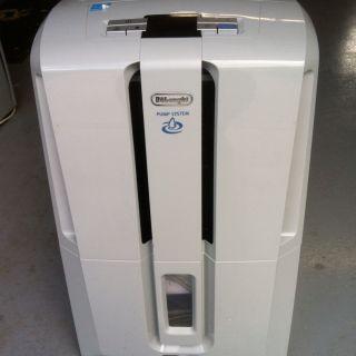 DeLonghi Energy Star 50PINT Dehumidifier w Pump DD50PC