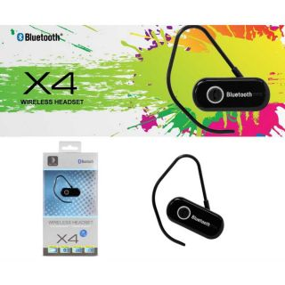 Delton x4 Wireless Bluetooth Headset for Motorola Phones