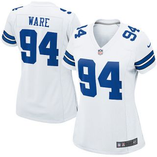 Dallas Cowboys DeMarcus Ware Womens Nike Game Jersey