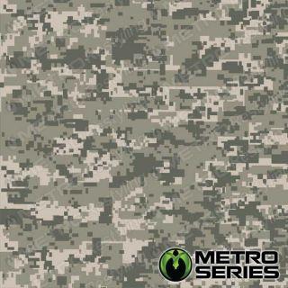 Camouflage Vinyl Wrap Film 3M 1080 Controltac Adhesive 48 x 12