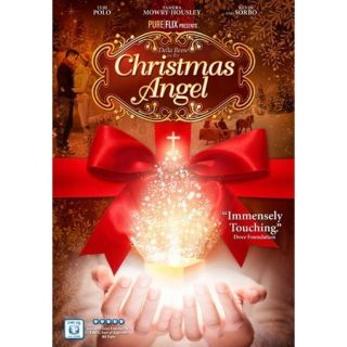 Christmas Angel DVD By Pure Flix Dove Approved With Della Reese