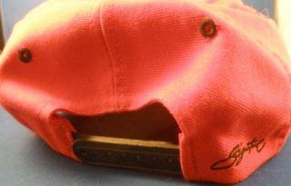 Bulldog Bulldogs UGA Adjustable Cap Hat Football Dawgs Snap Back