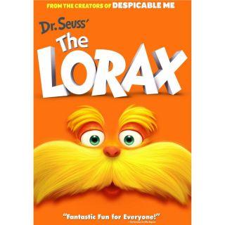 Dr Seuss' The Lorax Danny DeVito Taylor Swift Zac Efron Betty White