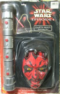 Star Wars Episode 1 Darth Maul Costume Kit by Rubies