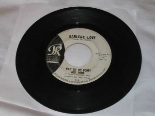 Rock Roll 45rpm Record Darlene Love Philles 114 Promo