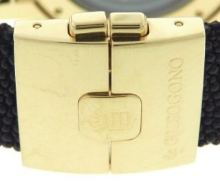 de Grisogono Instrumento Tundo GMT Power Reserve 18K Rose Gold Watch