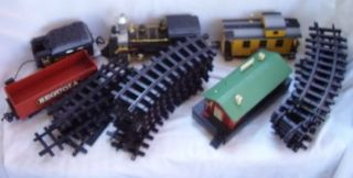 Lot of 30 Pieces Train Track Battery Cars Adorable for Christmas Tree