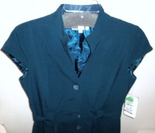 nwt sandra darren dress with belt size 8 must see search