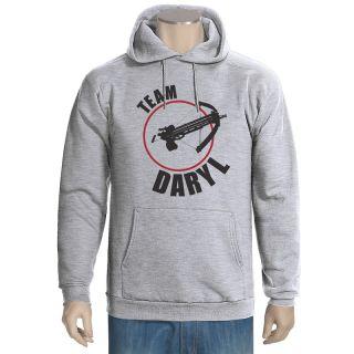 180 Team Daryl Dixon Mens Shirt or Hoodie Walking Dead Season 2 Zombie