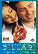 Dillagi Sunny Deol Bobby Deoli Indian Movie Hindi DVD