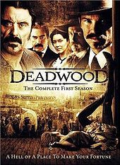 Deadwood   The Complete Series (DVD, 2008) ****