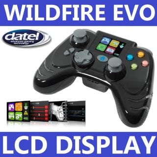 DATEL WILDFIRE EVO COMBAT COMMAND LCD DISPLAY WIRELESS CONTROLLER