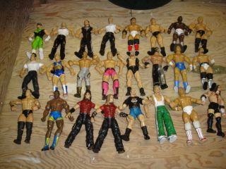 Wrestling Classic Series Figures Mattel Jakks WWE Action Ruthless