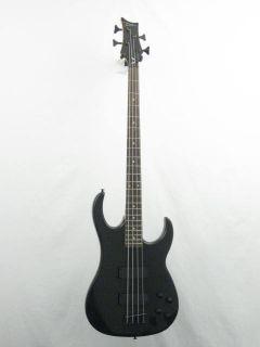 GREAT DEAN LIMITED ZONE XM II METALLIC BLACK ELECTRIC BASS GUITAR
