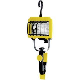 Designers Shop Lights Single 250 Watt Halogen Bulb Portable Clamp on