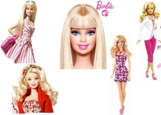 deluxe barbie doll princess fancy dress costume kits
