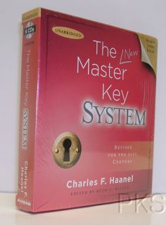 New 6 CD The Master Key System Charles F Haanel
