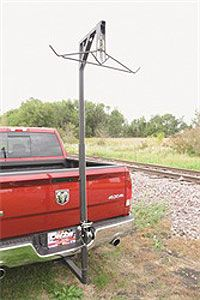 Dee Zee 760088 Cargo Hitch Deer Hanger Hoist 600 lb Limit