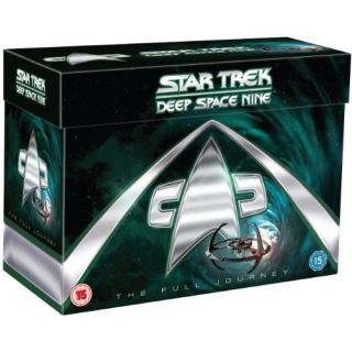 Star Trek Deep Space Nine 9 DS9 Complete Seasons 1 2 3 4 5 6 7 DVD