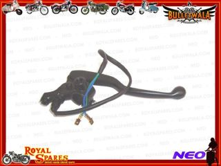 Royal Enfield Front Brake Lever Assly Switch 145422 A