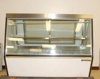 Beverage Air Refrigerated Deli Case bkv DMC6 72 Wide