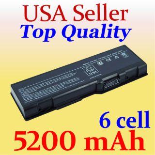 New 6 Cell Battery for Dell Inspiron 6000 9200 9300 9400 E1705 E 1705