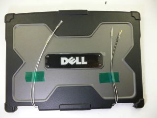 New Dell Latitude D630 XFR LCD Back Cover F411C