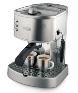 DELONGHI EC330 Espresso Coffee Maker Machine w Accessories Hardly Used
