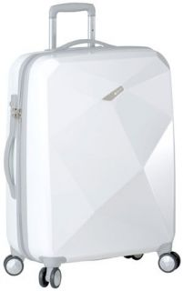Delsey Helium Luggage Karat 25 4 Wheel Spinner Upright