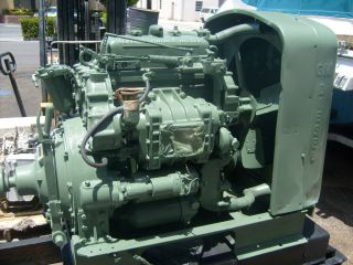 Detroit Diesel GM 371N Diesel Engine Marine Industrial Generators Pump